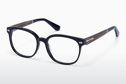 Óculos de design Wood Fellas Rosenberg (10945 walnut)