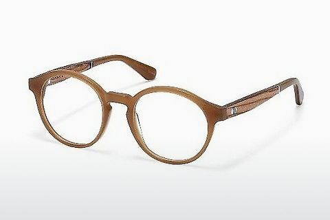 Óculos de design Wood Fellas Werdenfels (10951 zebrano)