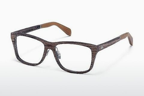 Óculos de design Wood Fellas Schwarzenberg (10954 walnut)