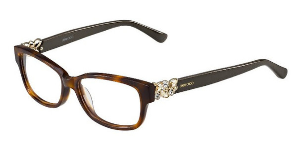 Jimmy Choo   JC125 9N4 HAVN BRWN