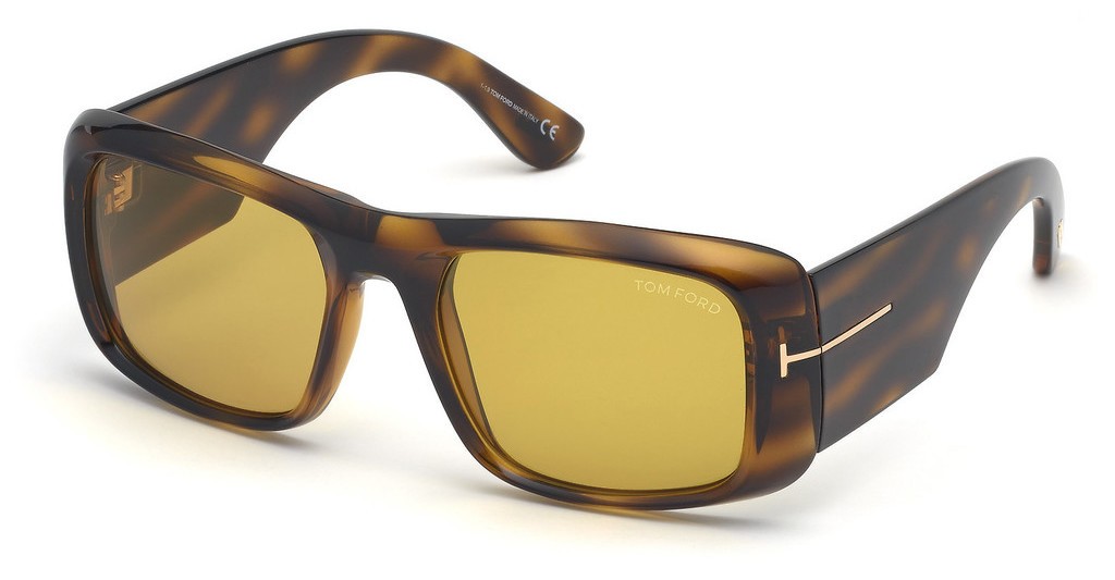 Tom Ford   FT0731 56E braunhavanna