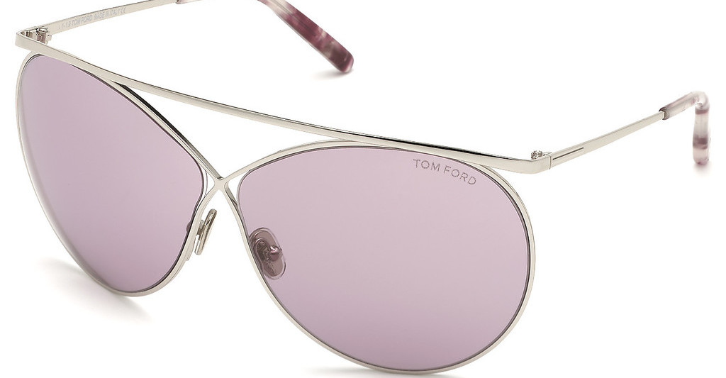 Tom Ford   FT0761 16Y violettpalladium glanz