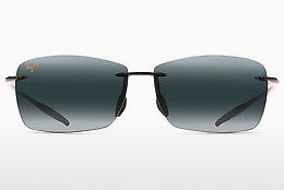 Óculos de marca Maui Jim Lighthouse 423-02 - Preto