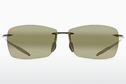 Óculos de marca Maui Jim Lighthouse HT423-11 - Cinzento