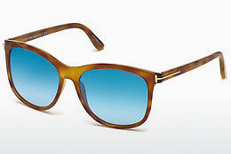 Óculos de marca Tom Ford FT0567 53X - Havanna, Yellow, Blond, Brown