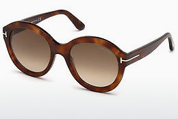 Óculos de marca Tom Ford FT0611 53F - Havanna, Yellow, Blond, Brown