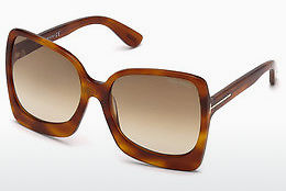Óculos de marca Tom Ford FT0618 53F - Havanna, Yellow, Blond, Brown