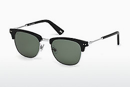 Óculos de marca Web Eyewear WE0170 01N - Preto, Shiny