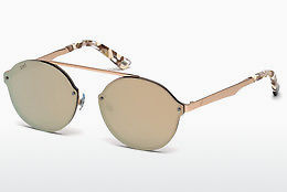 Óculos de marca Web Eyewear WE0181 34G - Bronze, Bright, Shiny