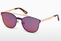 Óculos de marca Web Eyewear WE0190 34Z - Bronze, Bright, Shiny