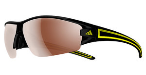 Adidas A403 6108 LST polarized silverblack/yellow