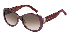 Marc Jacobs MARC 111/S OBC/K8 BROWN SFGLTVLT BU