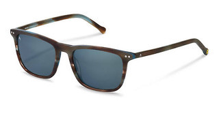 Rocco by Rodenstock RR327 B brown blue havana