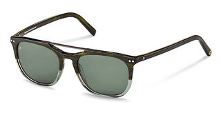 Rocco by Rodenstock RR328 B dark green structured