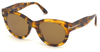 Tom Ford FT0741 56E braunhavanna