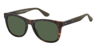 Tommy Hilfiger TH 1559/S 086/QT GREENDKHAVANA