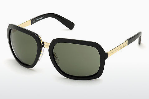 Óculos de marca Dsquared RICHARD (DQ0337 01N)
