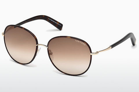 Óculos de marca Tom Ford Georgia (FT0498 52F)