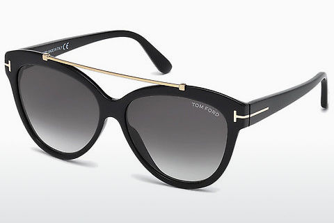 Óculos de marca Tom Ford Livia (FT0518 01B)