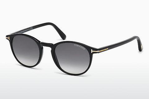 Óculos de marca Tom Ford Andrea (FT0539 01B)