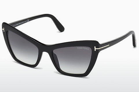 Óculos de marca Tom Ford Valesca (FT0555 01B)