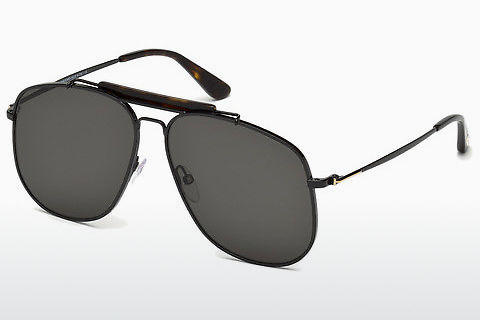 Óculos de marca Tom Ford Connor-02 (FT0557 01A)