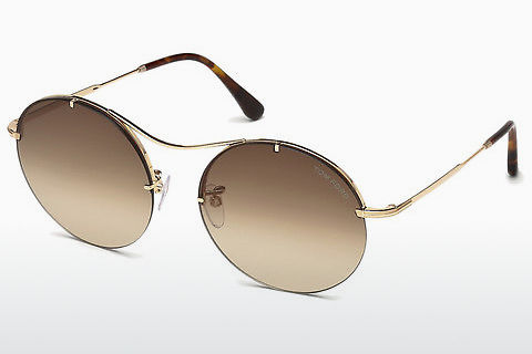 Óculos de marca Tom Ford FT0565 28F