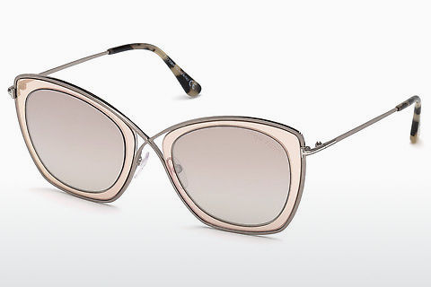 Óculos de marca Tom Ford India-02 (FT0605 47G)