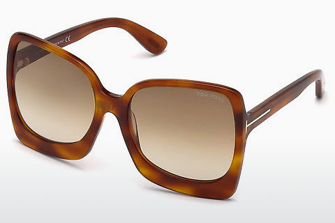 Óculos de marca Tom Ford Emanuella-02 (FT0618 53F)
