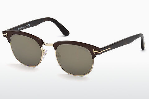 Óculos de marca Tom Ford Laurent-02 (FT0623 49C)