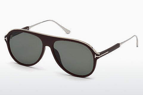 Óculos de marca Tom Ford Nicholai-02 (FT0624 49A)