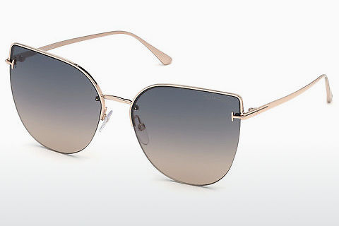 Óculos de marca Tom Ford Ingrid-02 (FT0652 28B)