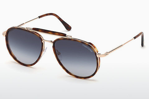 Óculos de marca Tom Ford Tripp (FT0666 54W)