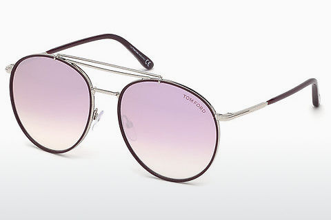 Óculos de marca Tom Ford Wesley (FT0694 16T)