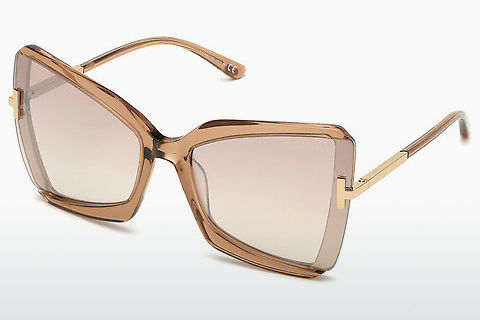 Óculos de marca Tom Ford FT0766 57G