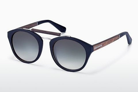 Óculos de marca Wood Fellas Auerburg (10769 walnut)