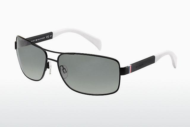 óculos De Sol Tommy Hilfiger Th 1258s 4nmdx Amarelo Oculosworld 0ad2ccd107